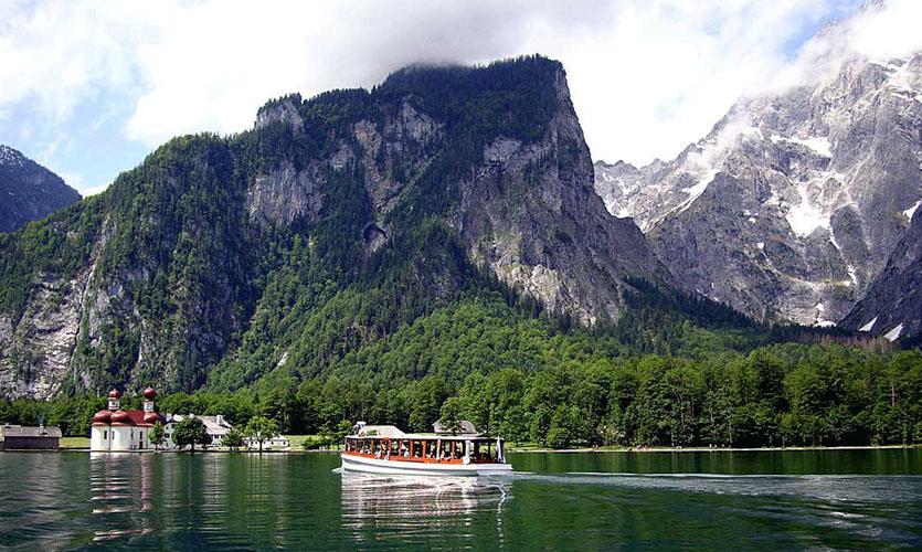 Berchtesgadener Alpen Featured Image