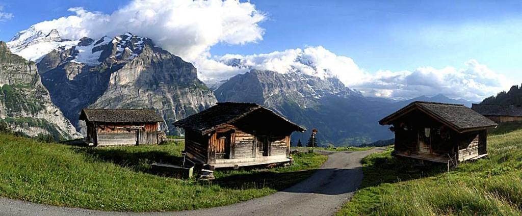 Zurich & Jungfrau Featured Image
